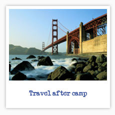 Camp America - Travel after camp
